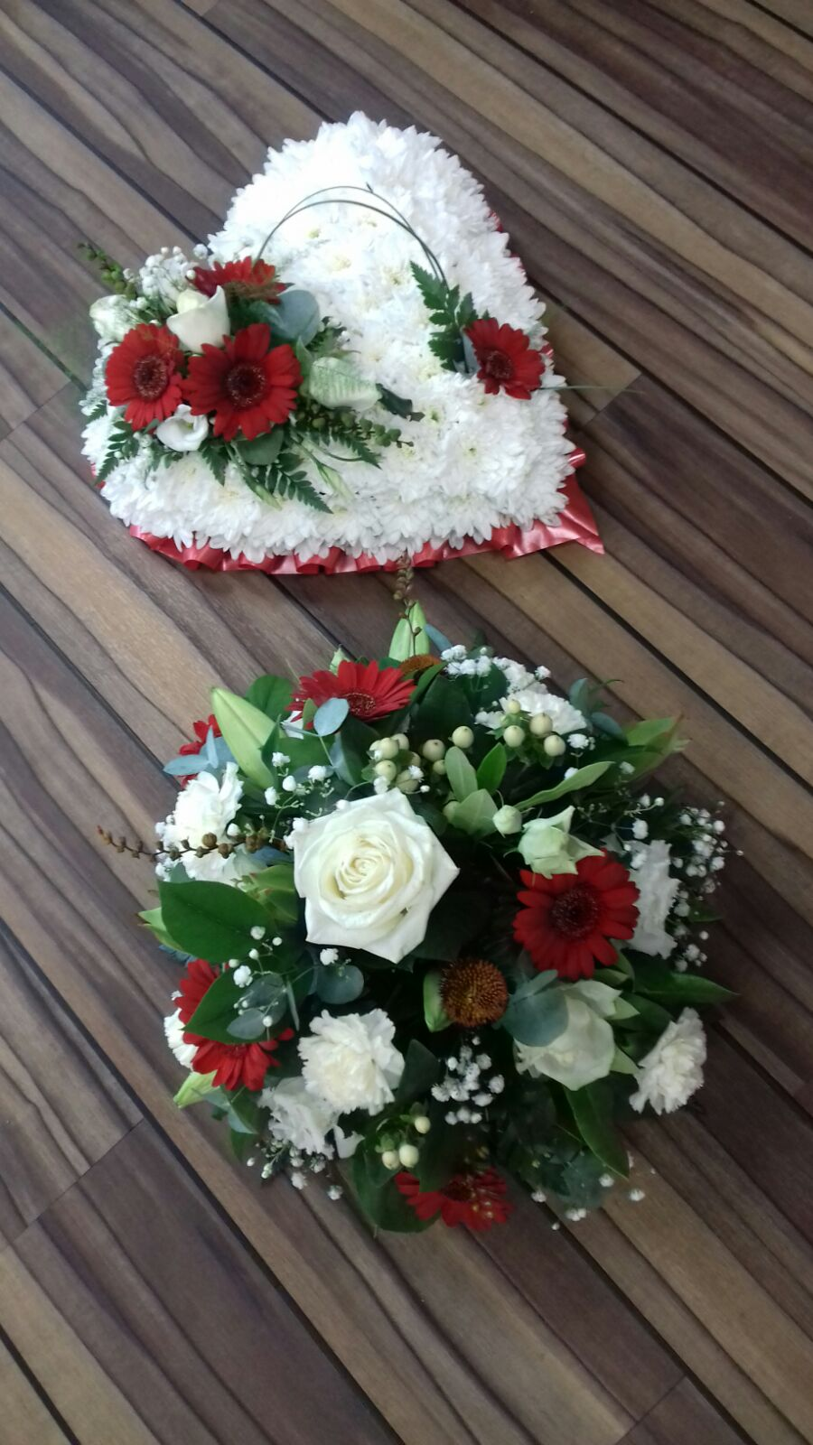 Sympathy Flowers L20 Flowers